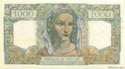 1000 Francs MINERVE ET HERCULE FRANCE  1950 F.41.33 pr.NEUF