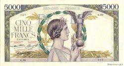 5000 Francs VICTOIRE FRANCE  1935 F.44.03 SUP