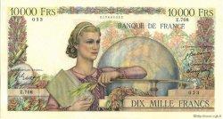 10000 Francs GÉNIE FRANÇAIS FRANCE  1950 F.50.30 SUP+