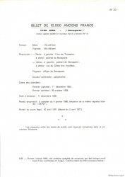 10000 Francs BONAPARTE FRANCE  1975 F.51.0 NEUF