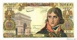 10000 Francs BONAPARTE FRANCE  1957 F.51.09 pr.SPL