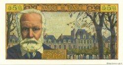 5 Nouveaux Francs VICTOR HUGO FRANCE  1961 F.56.06 SPL+