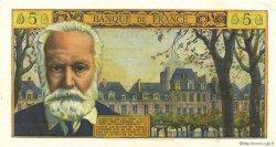 5 Nouveaux Francs VICTOR HUGO FRANCE  1964 F.56.16 pr.SPL