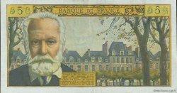 5 Nouveaux Francs VICTOR HUGO FRANCE  1965 F.56.18 pr.TTB
