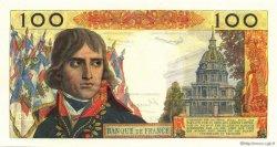 100 Nouveaux Francs BONAPARTE FRANCE  1961 F.59.12 pr.SPL