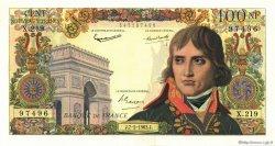 100 Nouveaux Francs BONAPARTE FRANCE  1963 F.59.19 SPL