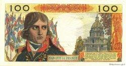 100 Nouveaux Francs BONAPARTE FRANCE  1963 F.59.22 TTB à SUP