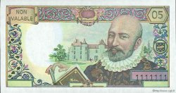 50 Francs MONTAIGNE FRANCE  1964 F.64E.01 UNC