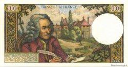 10 Francs VOLTAIRE FRANCE  1964 F.62.09 SPL+