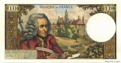 10 Francs VOLTAIRE FRANCE  1965 F.62.14 SUP+