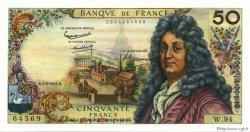 50 Francs RACINE FRANCE  1965 F.64.08 NEUF