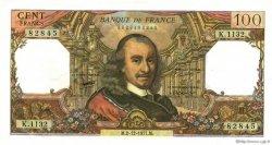 100 Francs CORNEILLE FRANCE  1977 F.65.60 SPL