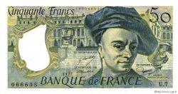 50 Francs QUENTIN DE LA TOUR FRANCE  1977 F.67.02