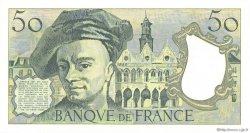 50 Francs QUENTIN DE LA TOUR FRANCE  1985 F.67.11 SPL+