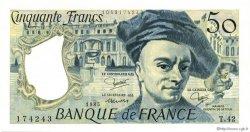 50 Francs QUENTIN DE LA TOUR FRANCE  1985 F.67.11 pr.NEUF
