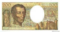 200 Francs MONTESQUIEU Modifié FRANCE  1994 F.70/2.02 pr.NEUF