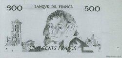 500 Francs PASCAL FRANCE  1968 F.71.00e1 NEUF