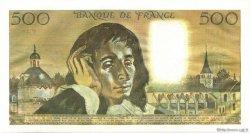 500 Francs PASCAL FRANCE  1974 F.71.12 NEUF