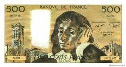 500 Francs PASCAL FRANCE  1977 F.71.16 SPL