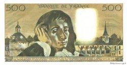 500 Francs PASCAL FRANCE  1979 F.71.19 NEUF