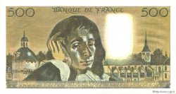 500 Francs PASCAL FRANCE  1986 F.71.34 SPL+
