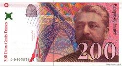 200 Francs EIFFEL sans STRAP FRANCE  1996 F.75bis.03 SPL+