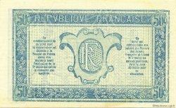 50 Centimes TRÉSORERIE AUX ARMÉES FRANCE  1917 VF.01.08 NEUF