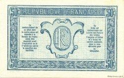 50 Centimes TRÉSORERIE AUX ARMÉES FRANCE  1917 VF.01.10 NEUF