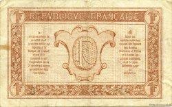 1 Franc TRÉSORERIE AUX ARMÉES FRANCE  1917 VF.03.03 TTB