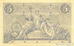 5 Francs NOIR FRANCE  1873 F.01.18 SUP+