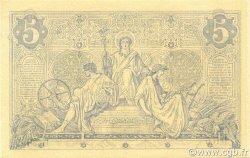 5 Francs NOIR FRANCE  1873 F.01.20 NEUF