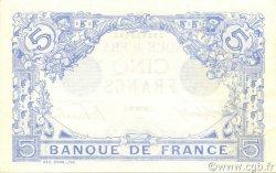 5 Francs BLEU FRANCE  1916 F.02.35 SUP