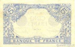 5 Francs BLEU FRANCE  1916 F.02.36 pr.NEUF