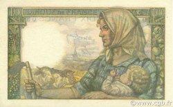 10 Francs MINEUR FRANCE  1949 F.08.21 SPL+