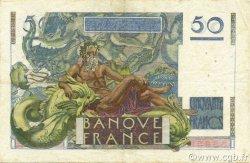 50 Francs LE VERRIER FRANCE  1951 F.20.18 TTB