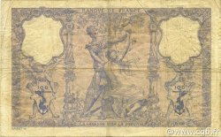 100 Francs ROSE ET BLEU FRANCE  1902 F.21.16 B