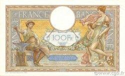 100 Francs LUC OLIVIER MERSON type modifié FRANCE  1938 F.25.08 SUP