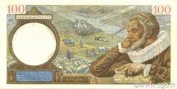100 Francs SULLY FRANCE  1940 F.26.27 SPL