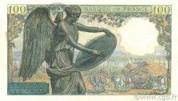 100 Francs DESCARTES FRANCE  1942 F.27.01 NEUF