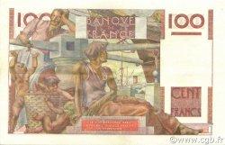 100 Francs JEUNE PAYSAN FRANCE  1946 F.28.03 SUP+
