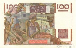 100 Francs JEUNE PAYSAN FRANCE  1954 F.28.41 SPL+