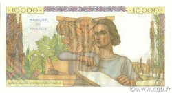 10000 Francs GÉNIE FRANÇAIS FRANCE  1954 F.50.72 SPL