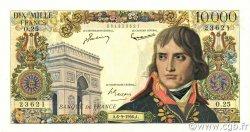10000 Francs BONAPARTE FRANCE  1956 F.51.04 pr.SPL
