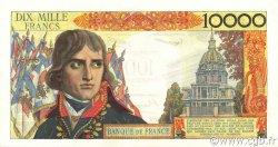 100 NF sur 10000 Francs BONAPARTE FRANCE  1958 F.55.01 pr.SPL