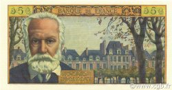 5 Nouveaux Francs VICTOR HUGO FRANCE  1959 F.56.03 SPL