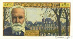5 Nouveaux Francs VICTOR HUGO FRANCE  1963 F.56.14 NEUF