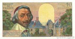 10 Nouveaux Francs RICHELIEU FRANCE  1961 F.57.15 SPL+