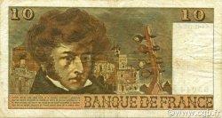 10 Francs BERLIOZ FRANCE  1975 F.63.15 TB