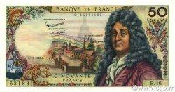 50 Francs RACINE FRANCE  1963 F.64.04 SUP+