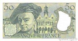 50 Francs QUENTIN DE LA TOUR FRANCE  1989 F.67.15 pr.NEUF